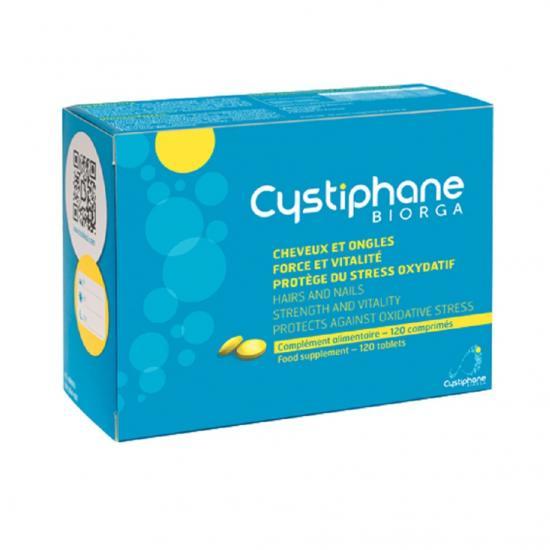 Cystiphane, 120 comprimate, Biorga [0]