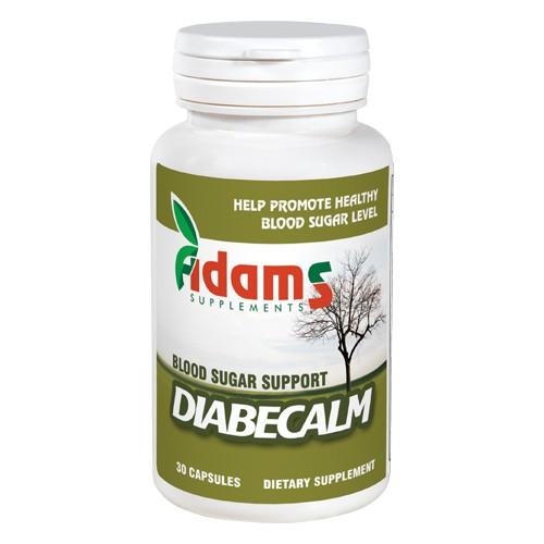 Diabecalm 30 capsule [0]