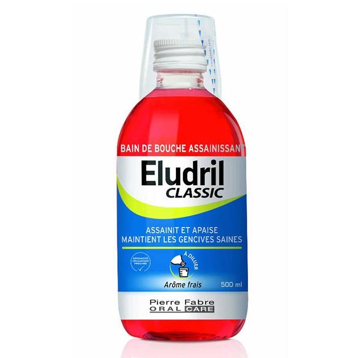 Apa de gura, 500 ml, Eludril Classic [0]