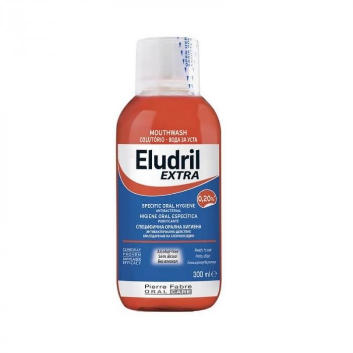 Eludril Extra 0.2% CHX, 300 ml [0]