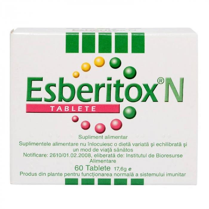 Esberitox N, 60 tablete [0]