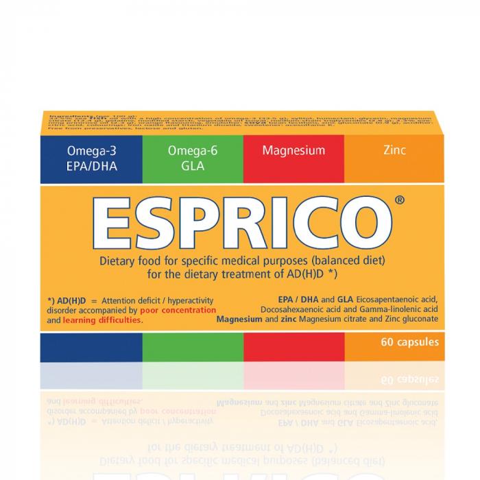 Esprico, 60 capsule, Engelhard Arzneilmittel [0]