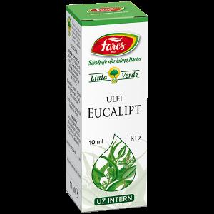 Eucalipt, R19, ulei esential x 10 ml, Fares [0]