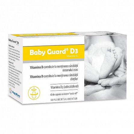 EVITAL BABY GUARD D3, 40 capsule [0]