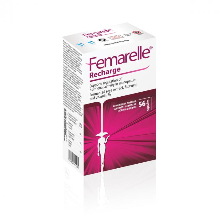 Femarelle Recharge, 56 capsule, [0]