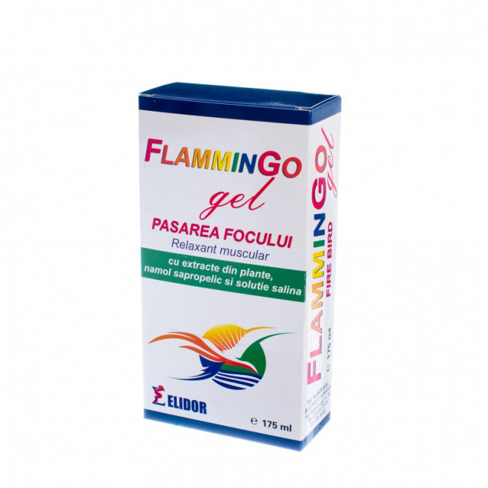 FlamminGo- gel relaxant muscular [0]