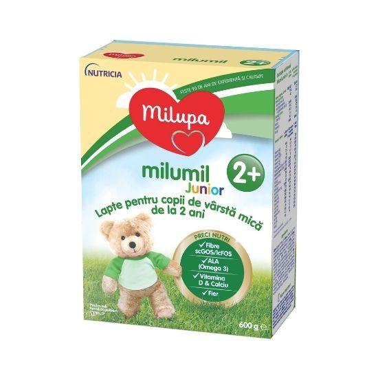 Formula de lapte Milumil Junior, 2 ani+, 600 g, Milupa [0]