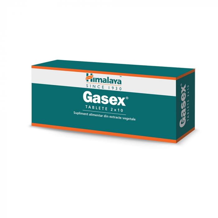 Gasex x 20 tablete [0]