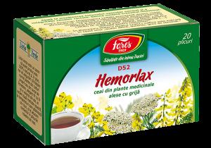 Hemorlax, D52, x 20 plicuri, Fares [0]
