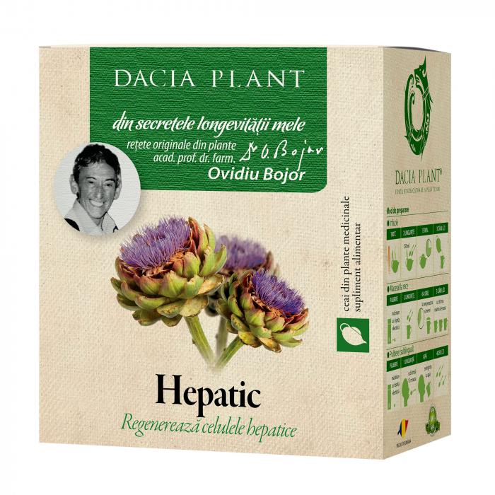 Ceai Hepatic 50g Dacia Plant [0]