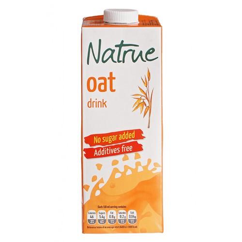 Lapte vegetal din Ovăz, 1L, Natrue [0]