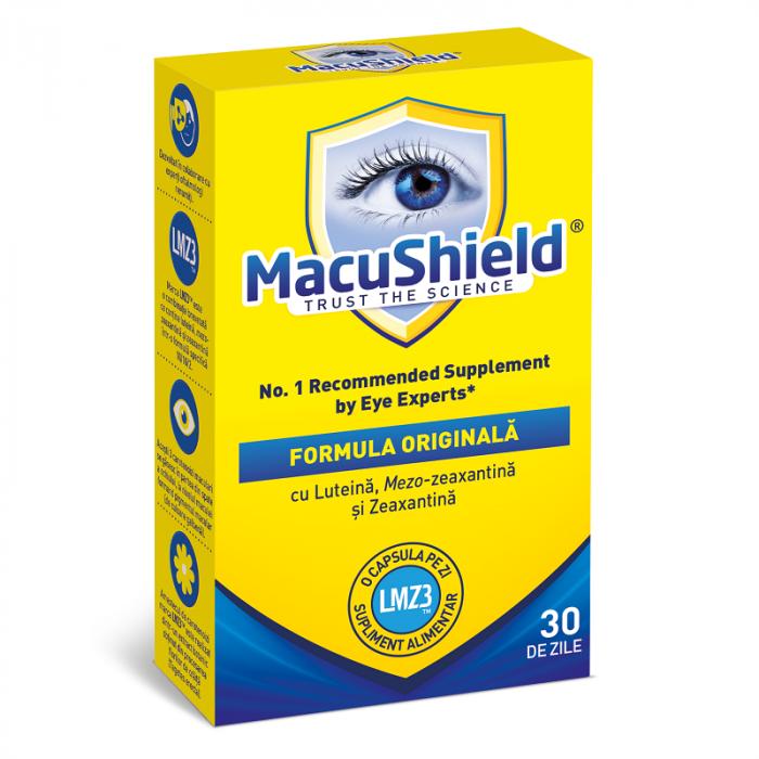 MacuShield, 30 capsule, Macu Vision [0]