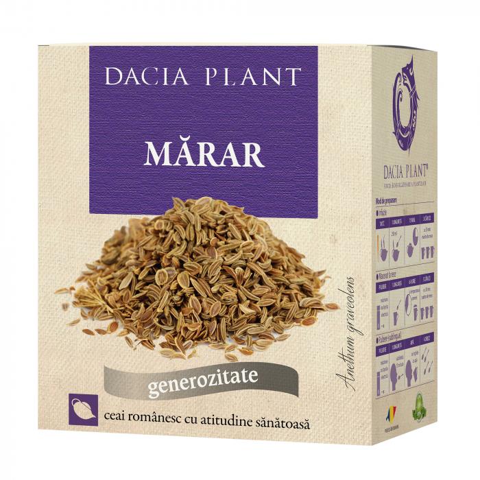 Ceai de Marar 50g, Dacia Plant [0]