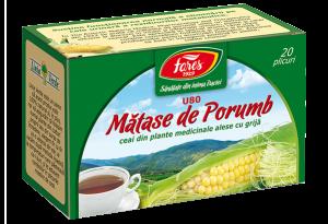 Ceai Matase de porumb, U80, 20 plicuri, Fares [0]
