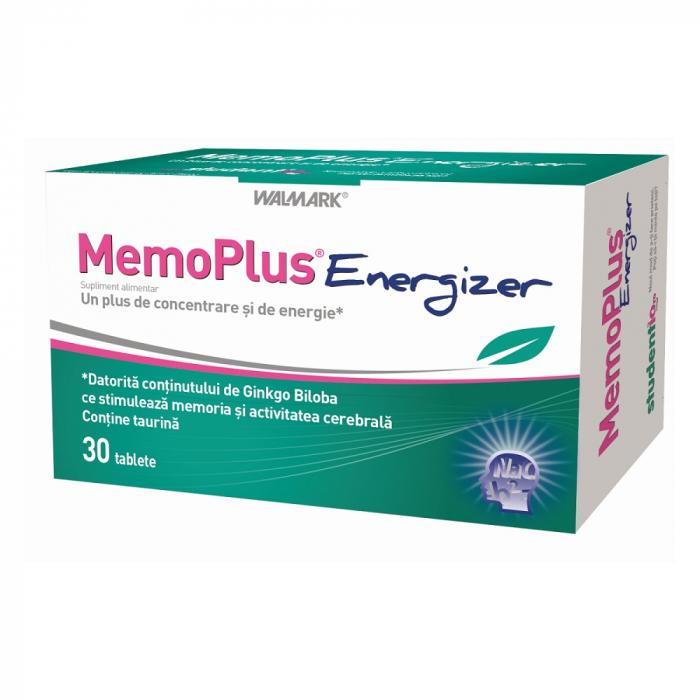 MemoPlus Energizer, 30 tablete [0]