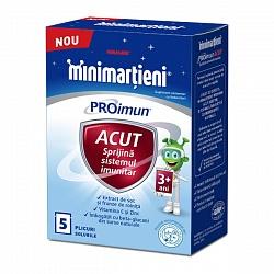 Minimarțieni PROimun ACUT, 5 plicuri [0]