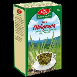 Ceai Obligeana, ceai la punga x 50 g, Fares [0]