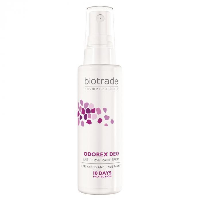 Deo spray antiperspirant Odorex Deo, 50 ml, Biotrade [0]