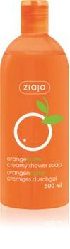 Ziaja Orange Butter - Gel de duș cremos, 500 ml [0]