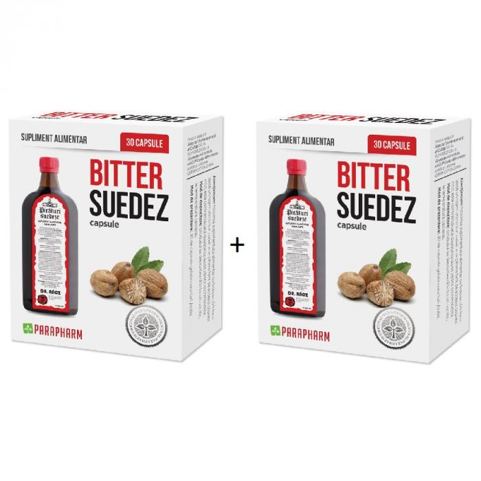 Bitter suedez, 30 + 30 capsule [0]