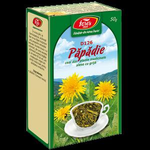 Ceai Papadie, ceai la punga x 50 g [0]