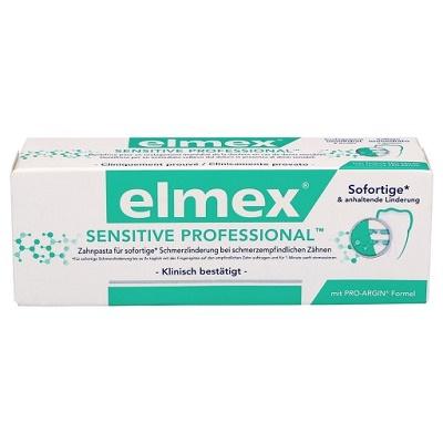 Pastă de dinți Sensitive Professional, 75 ml, Elmex [0]