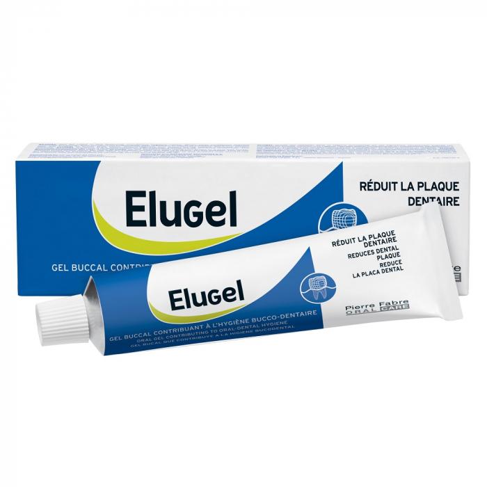 Gel pentru igiena orala, 40 ml, Elugel [0]