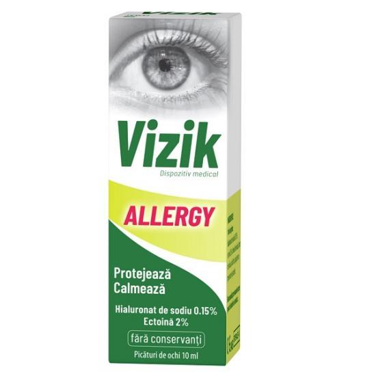 Picaturi pentru ochi Vizik ALLERGY, 10 ml [0]