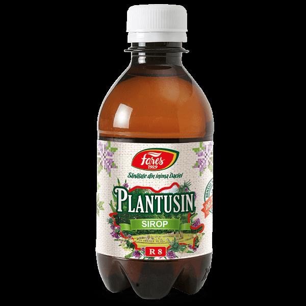 Plantusin, R8, sirop x250 ml [0]