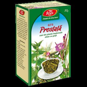Ceai Prostată, G73, pungă x 50 g, Fares [0]