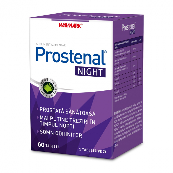 Prostenal NIGHT, 60 tablete [0]