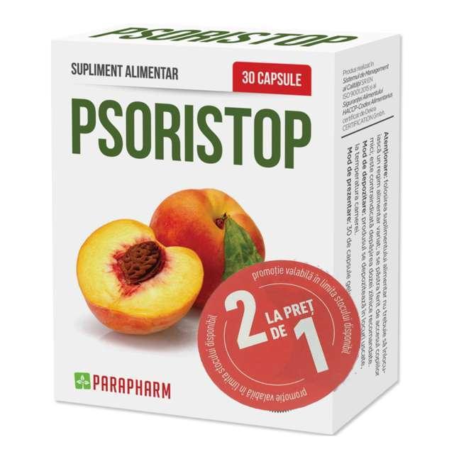 Psoristop, 30 capsule, 1 + 1 gratis [0]