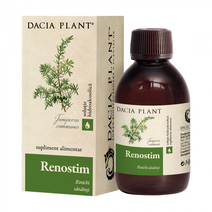 Renostim tinctura 200ml, Dacia Plant [0]