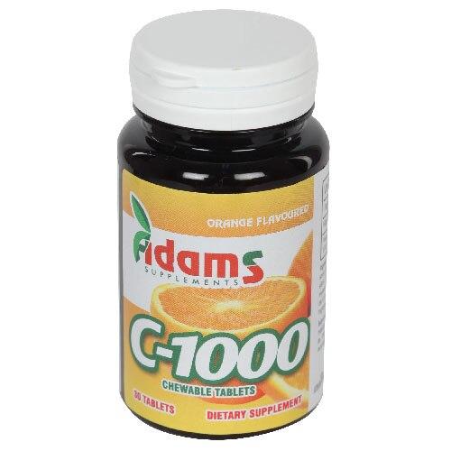 Vitamina C 1000mg 30cpr Masticabile [0]