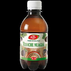Ridiche neagra, R28, sirop 250 ml, Fares [0]