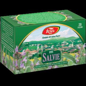 Ceai Salvie x 20 plicuri [0]