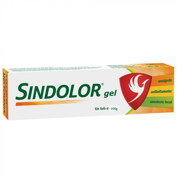 Sindolor gel x 100 g [0]