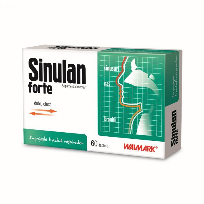 Sinulan Forte, 60 tablete [0]