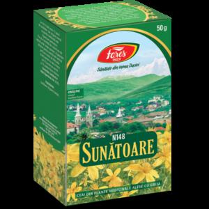 Ceai Sunatoare, iarba, N148, 50 g, Fares [0]