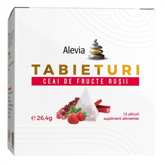 TABIETURI Ceai de fructe rosii x 12 plicuri [0]