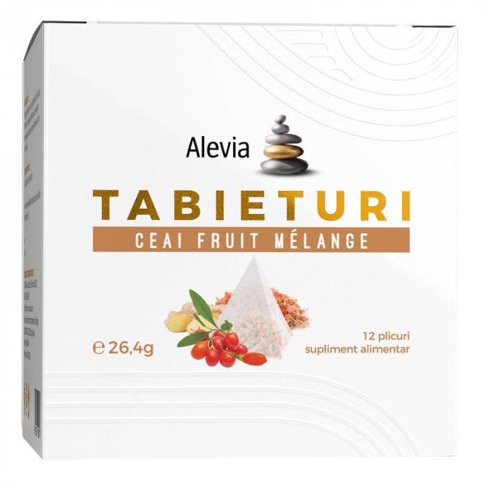 TABIETURI Ceai fruit melange x 12 plicuri [0]