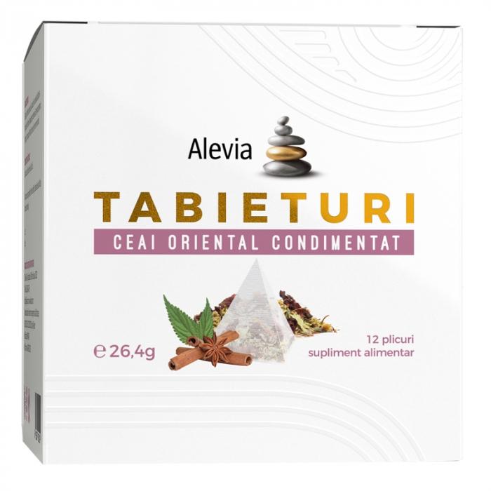 TABIETURI Ceai oriental condimentat x 12 plicuri [0]