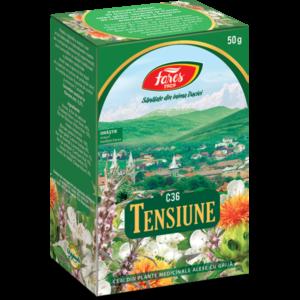 Ceai pentru tensiune C36,  50 g, Fares [0]