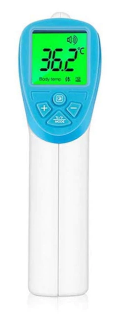 Termometru cu infrarosu non-contact de mare precizie [2]