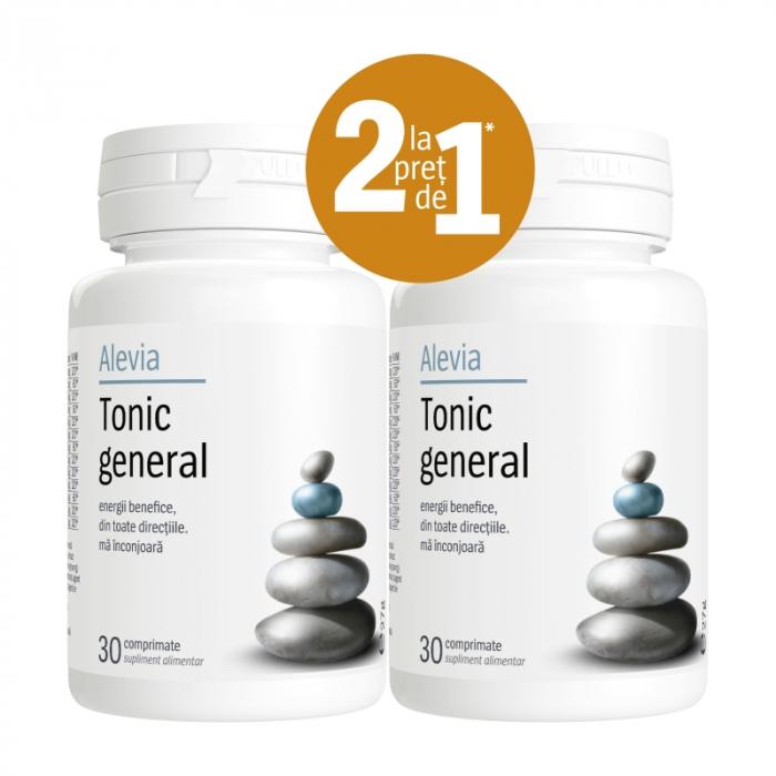 Tonic general x 30 comprimate pachet 1+1 [0]