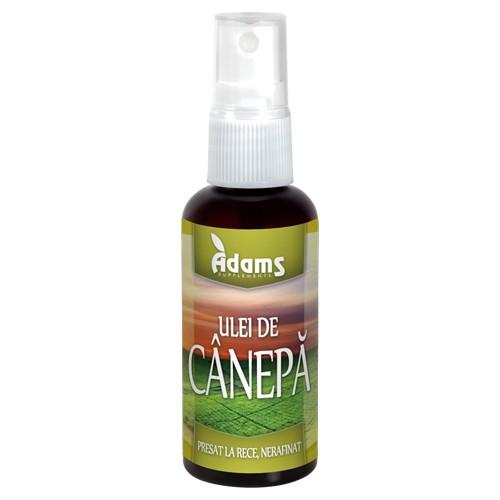 Ulei de Canepa presat la rece 50 ml [0]