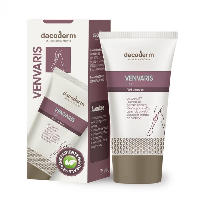 Gel Venvaris Dacoderm, 75 ml, Dacia Plant [0]