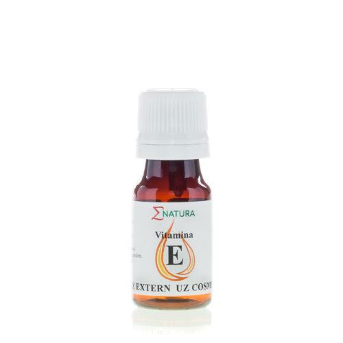 Vitamina E x 10 ml, ∑NATURA [0]