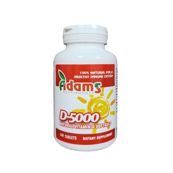 Vitamina D-5000 x 120cpr [0]