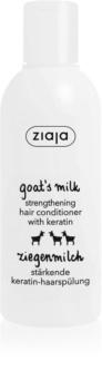 Ziaja Goat's Milk Balsam pentru indreptare pentru păr uscat și deteriorat, 200 ml [0]
